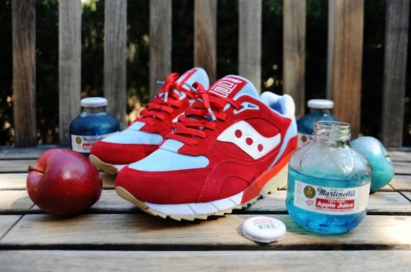 Release Reminder: PYS x BAIT x Saucony Shadow 6000 'Blue Apple'