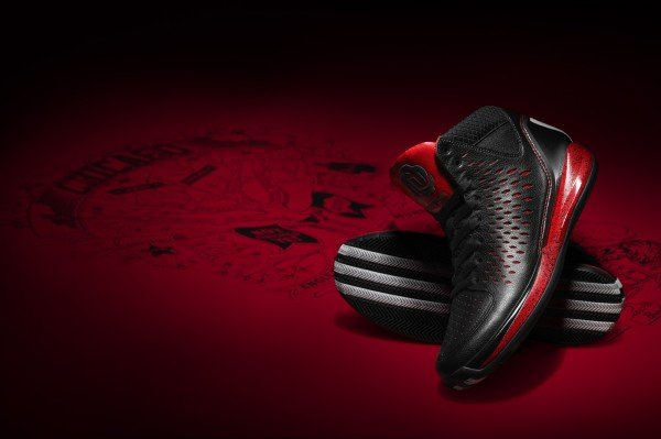 Release Reminder: adidas Rose 3.0 'Away'