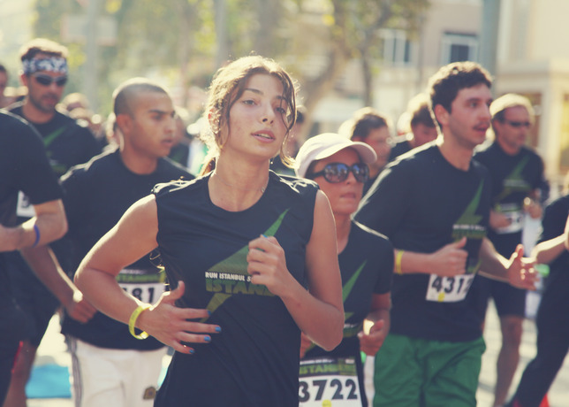 Runners Take to the Streets of Istanbul for Nike We Run 5k