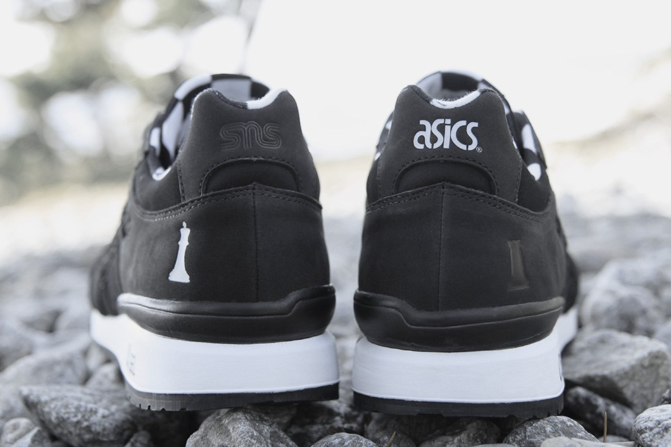 Sneakersnstuff x ASICS GT-II 'The Seventh Seal'