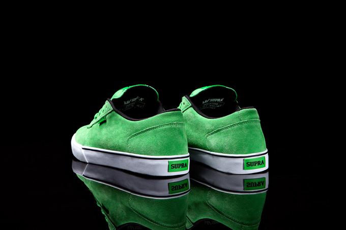 Supra Amigo  Green Suede   688028fd6