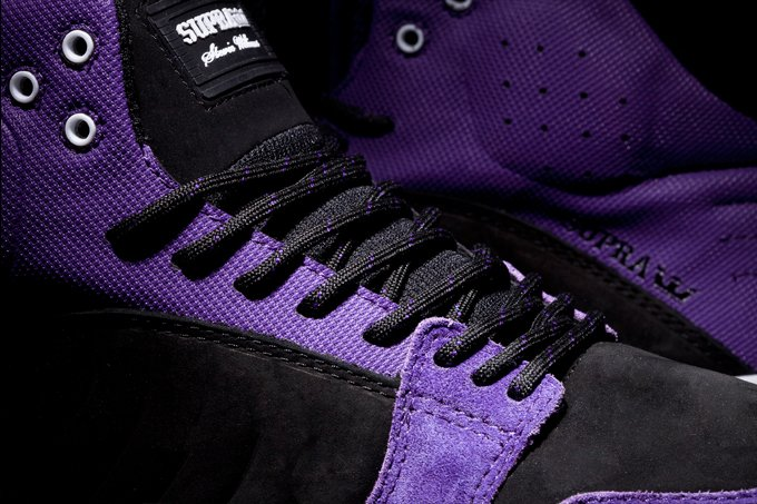 Supra Presents Two New Colorways of the S1W