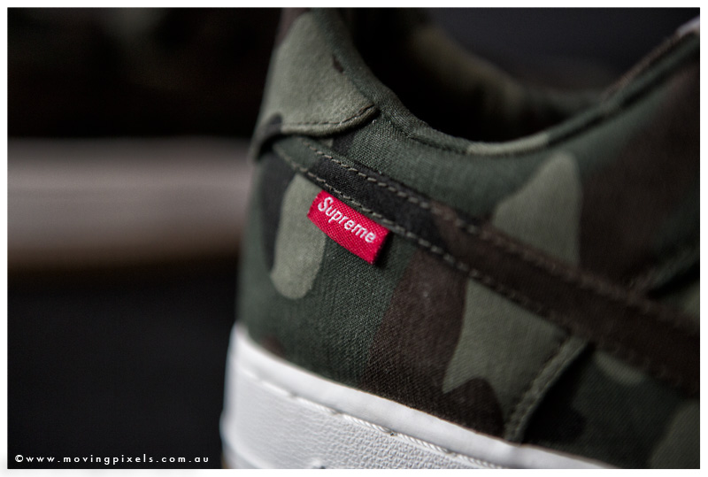 Supreme x Nike Air Force 1 Low 'Camo' - New Images
