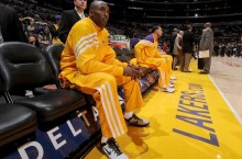The Black Mamba Breaks Out Upcoming Kobe VII Colorway