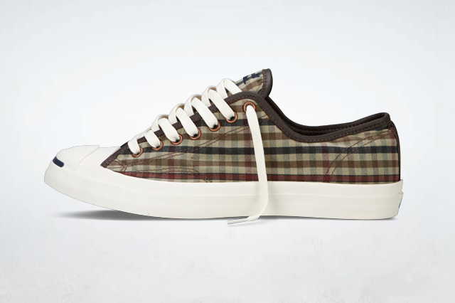 The British Millerain Co. x Converse Jack Purcell