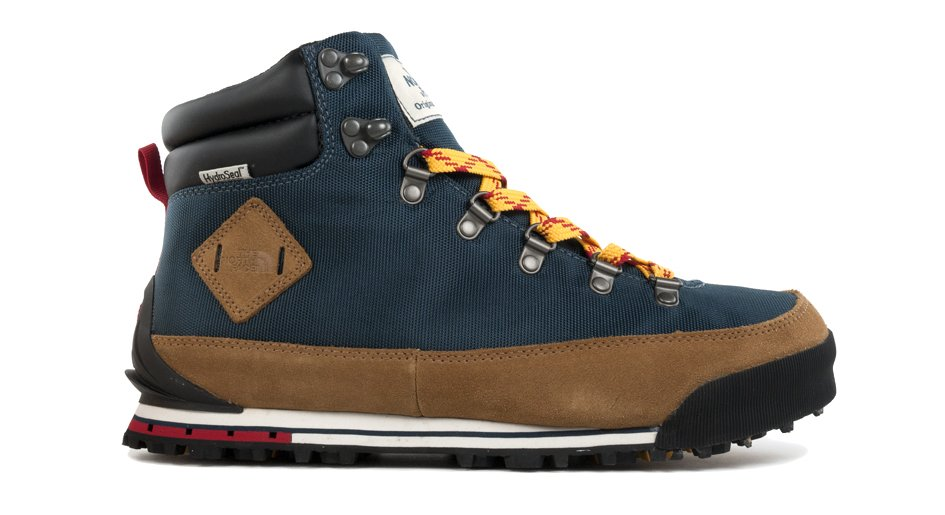 The North Face Back to Berkeley Boot 'Navy/Brown'