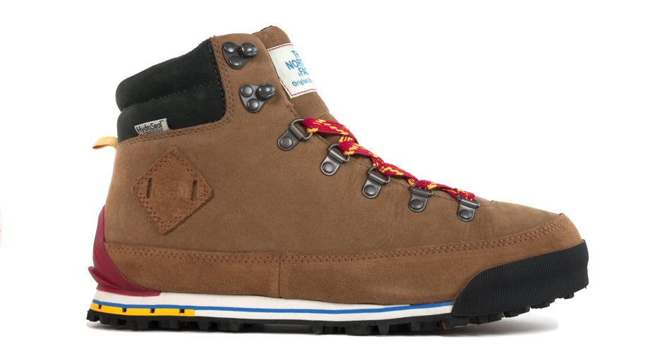 The North Face Back to Berkeley Boot 'Tan'
