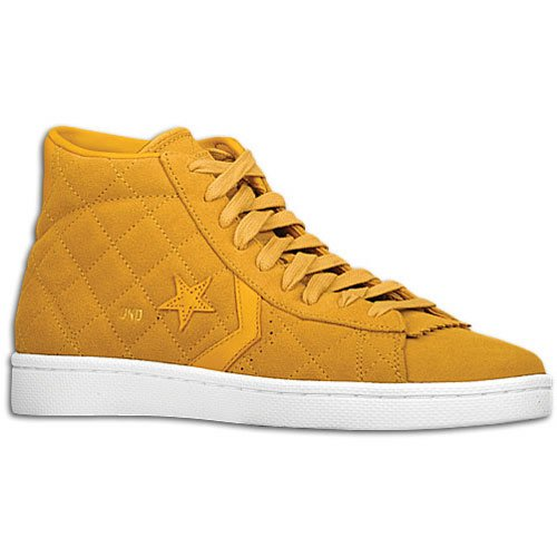 UNDFTD x Converse Pro Leather Mid Quilted Suede
