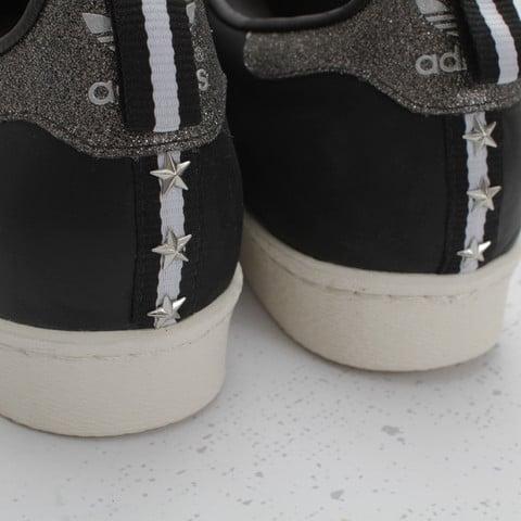 Vanquish x adidas Originals Superstar 80s 'Black/Bone'