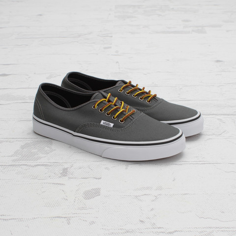 Vans Authentic Hiker Canvas 'Gargoyle'