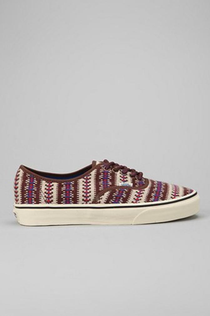Scottish Vanligtvis upprepa  Vans Authentic 'Nordic' Urban Outfitters Exclusive | SneakerFiles