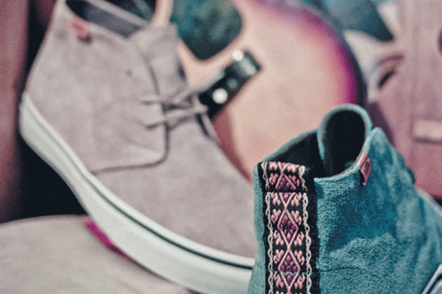 Vans California Chukka Decon CA Guitar Strap Pack