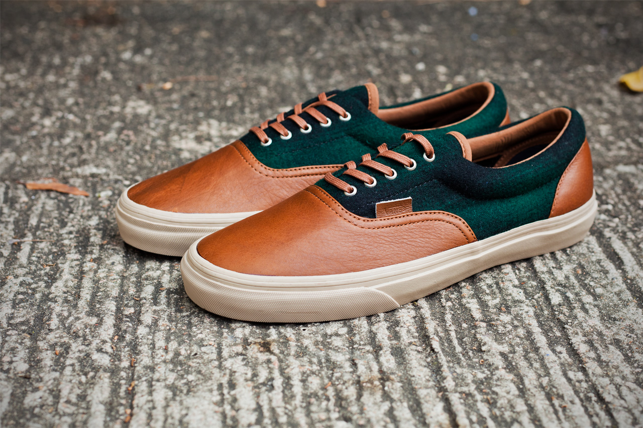 Vans California Flannel Pack - Fall/Winter 2012
