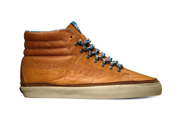 Vans California Sk8-Hi Reissue - Fall/Winter 2012