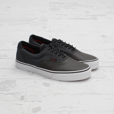Vans Era 59 Leather/Cord 'Black/Grey'