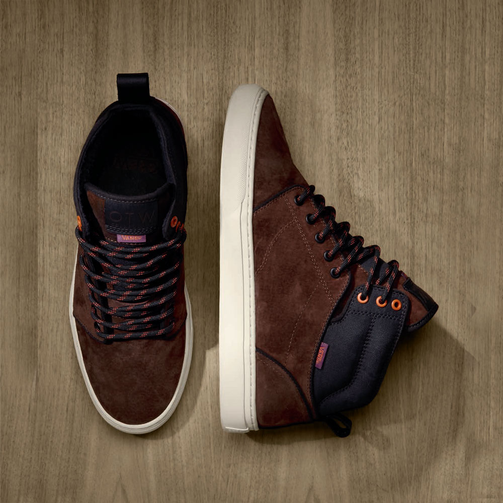 Vans OTW Alomar and Alcon - Fall/Winter 2012