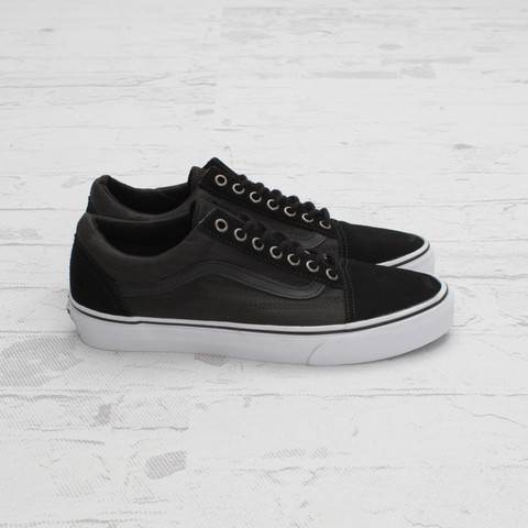 Vans Old Skool Washed Ripstop 'Black'