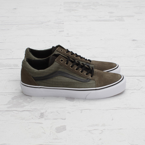 Vans Old Skool Washed Ripstop 'Olive Night'