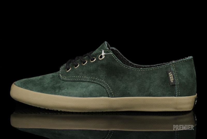 Vans Surf E-Street 'Deep Forest'