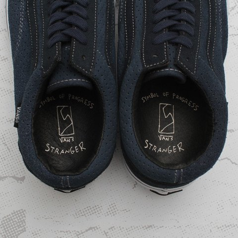 Vans Syndicate Old Skool Pro 'Julien Stranger'
