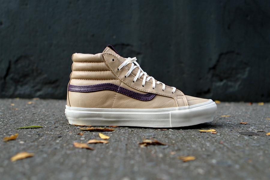 Vans Vault Sk8-Hi OG 'Tan/Purple'