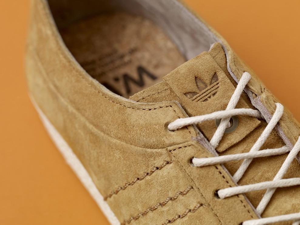 Wood Wood x adidas Consortium WMNS Gazelle Vintage