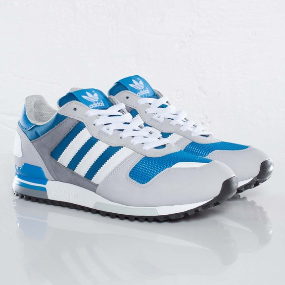 adidas Originals ZX 700 'Pool/White/Clear Grey'
