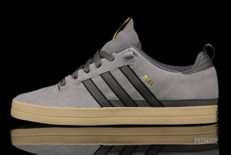 adidas Skateboarding Silas II 'Mid Cinder/Dark Cinder/Craft Gold'
