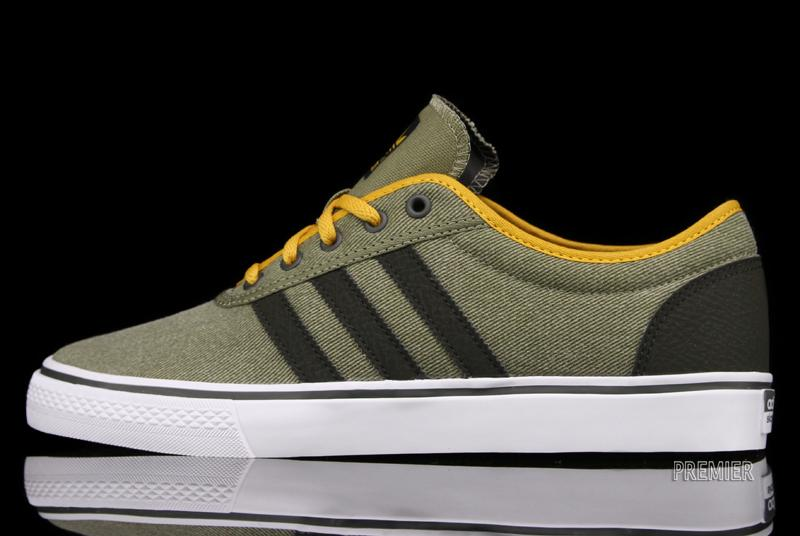 adidas Skateboarding adi Ease 'Loam/Urban Earth/Craft Gold'