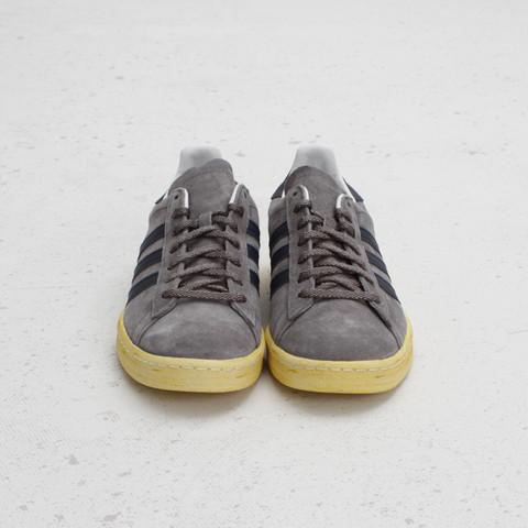 mita x adidas Originals Campus 80s 'Iron/Dark Indigo'