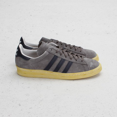 mita x adidas Originals Campus 80s 'Iron/Dark Indigo'