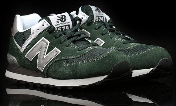 New Balance 574 M1574WGY + M1574PGG Now Available at AWOL
