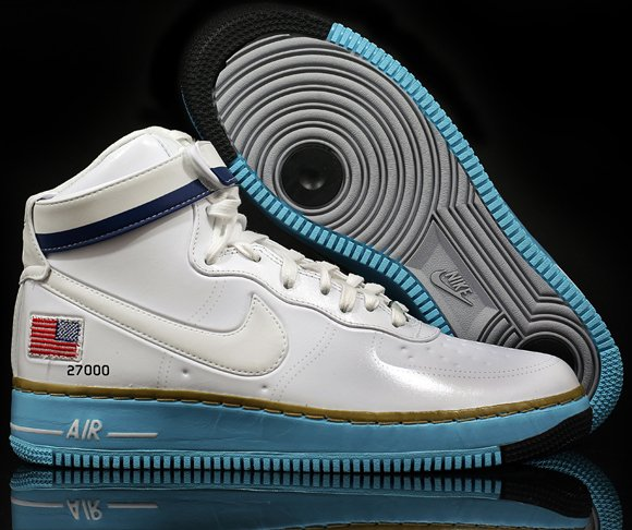 Nike Air Force 1 High Presidential Available Now at AWOL