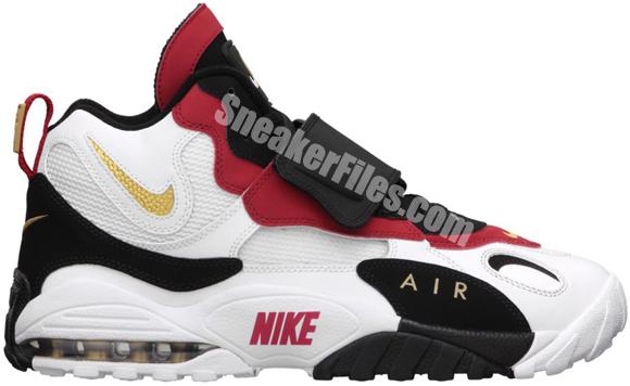 Nike Air Max Speed Turf 'White/Metallic