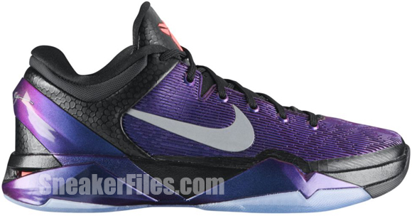 Nike Kobe VII (7) 'Invisibility Cloak' - Official Images