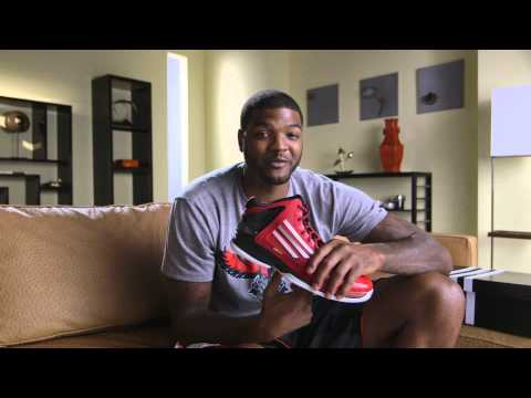 half off bef74 9a6f0 Video adidas Basketball Josh Smith adizero Ghost 2 - Sneaker Review   SneakerFiles