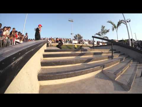 Video  Luan Oliveira welcomes Paul Rodriguez and Nike Skateboarding to  Brazil  98eb36768