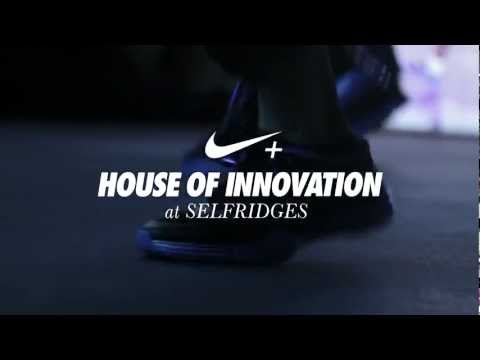 Video  Nike House of Innovation at Selfridges - July 2012  0706e03f6