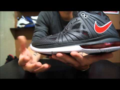 durable service Video Nike LeBron 8 P S Performance Review