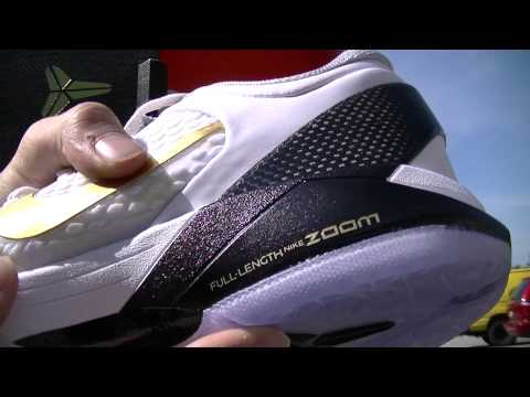 Video  Nike Zoom Kobe 7 Elite  Home  at Millennium Shoes  a01c7d2abe