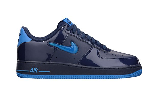Release Reminder: Nike Air Force 1 Low Jewel 'Midnight Navy/Photo Blue'