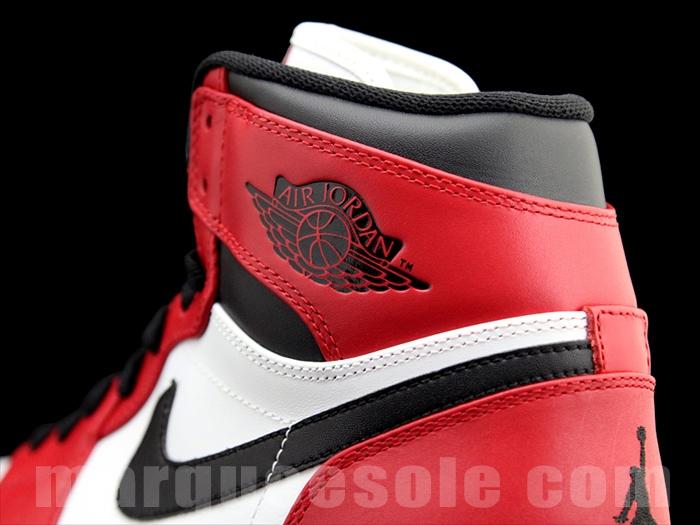 Air Jordan 1 'Bulls' 2013 Retro