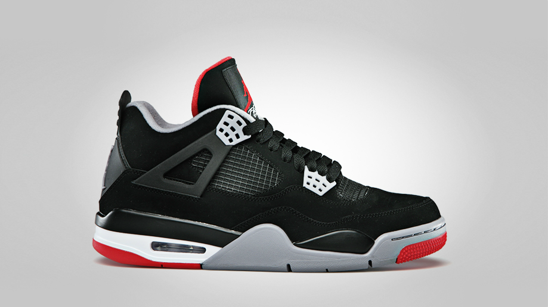 Release Reminder: Air Jordan IV (4) 'Black/Cement'