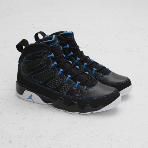 Air Jordan IX (9) 'Photo Blue' at Concepts