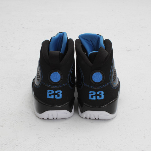 Air Jordan IX (9) 'Photo Blue' at Concepts