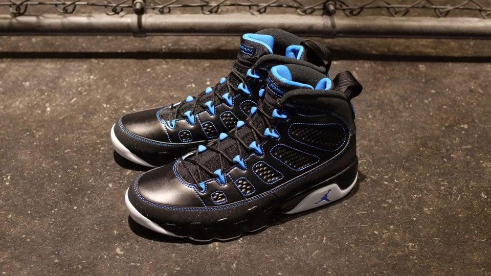 Air Jordan IX (9) 'Photo Blue' at mita