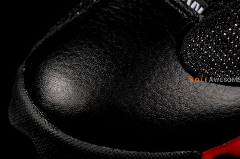 Air Jordan XIII (13) 'Black/Varsity Red-White' 2013 Retro