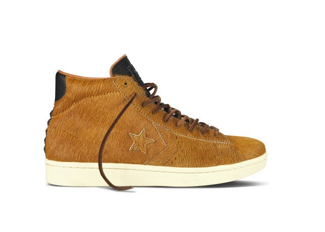 Release Reminder: Bodega x Converse First String Pro Leather High