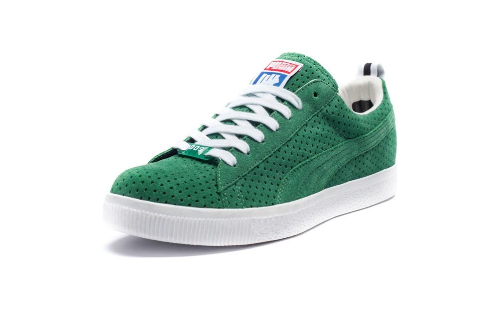 Release Reminder: Undefeated x PUMA Clyde Gametime 'Boston'