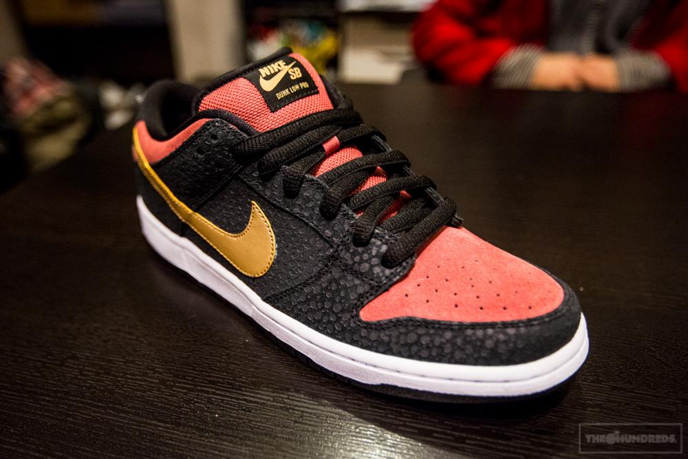 Brooklyn Projects x Nike SB Dunk Low 'Walk of Fame' - New Image